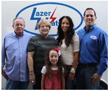 Lazer Heating Owners